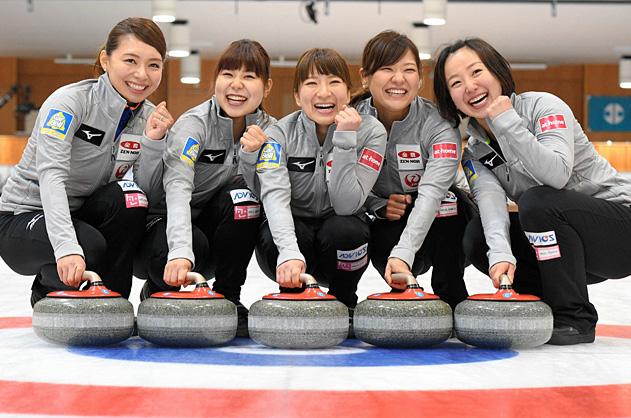 日本人出場選手